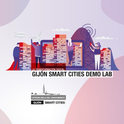 "Jornadas Gijón Smart Cities Demo LAB: ""La transformación digital"""